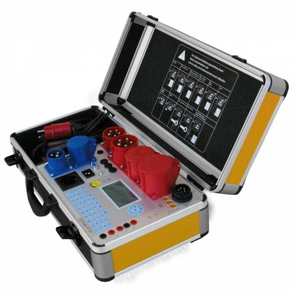 HT-Instruments HT-Power 0701/0702 3P ST + 751VDE 701/02 Prüfgerät für 1 und 3 phasige Betriebsmittel
