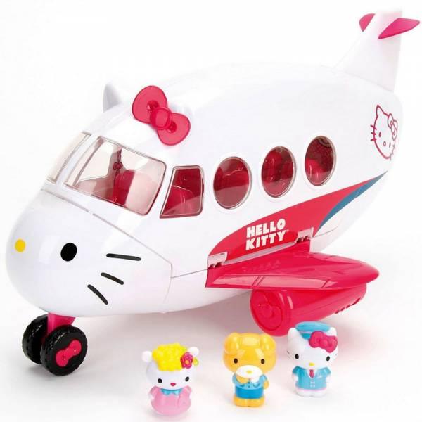 Produkt Abbildung Hello_Kitty_Jet_Plane_Playset.jpg