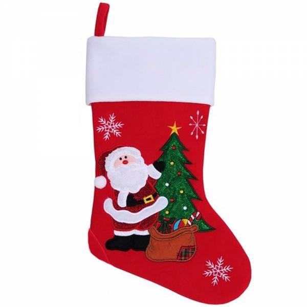 Produkt Abbildung Weihnachststrumpf_mit_Weihnachtsbaum.jpg