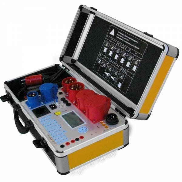 HT-Instruments HT-Power 0701/0702 3P ST ARCVDE 701/02 Prüfgerät für 1 und 3 phasige Betriebsmittel i