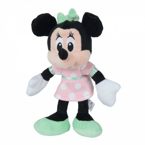 """Disney """"Minnie Fashion""""- gepunktet, Plüsch, ca 18cm"""