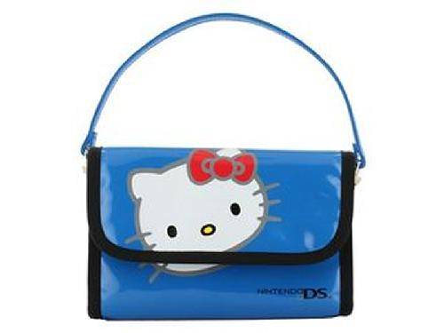 Nintendo-Tasche Hello Kitty HK520 - Blau 3DS (NINTENDO)