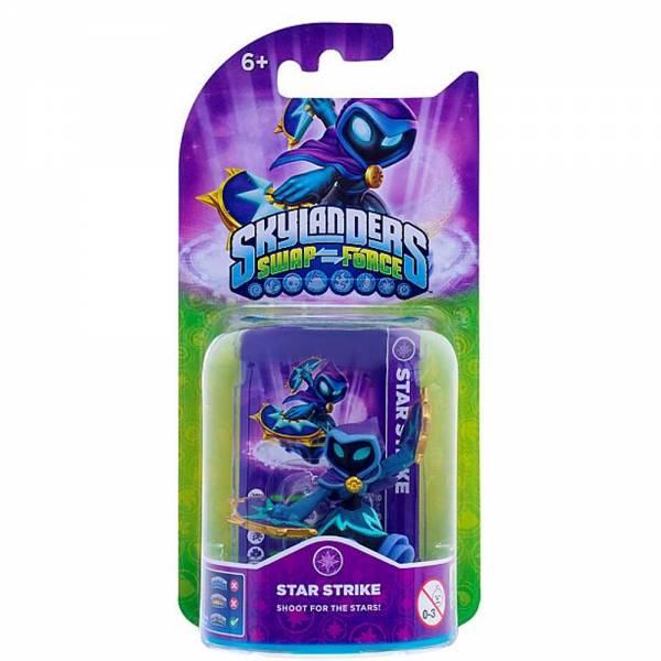 SKYLANDERS SWAP FORCE Figur - Star Strike