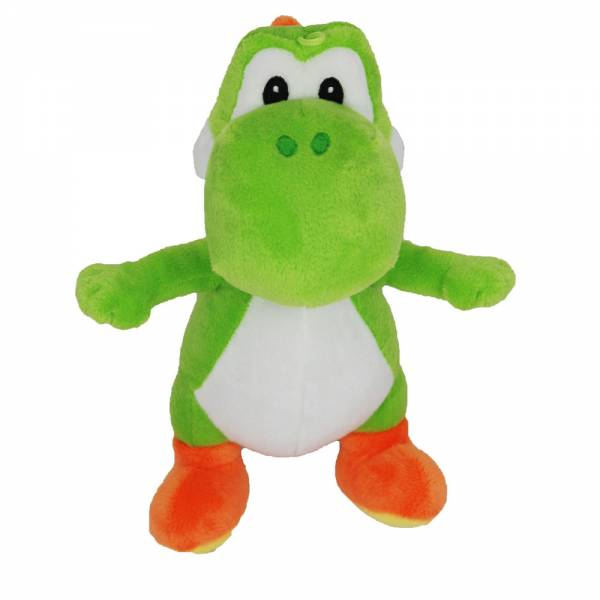"Nintendo, ""Yoshi"", Plüschfigur, grün, ca 25cm"