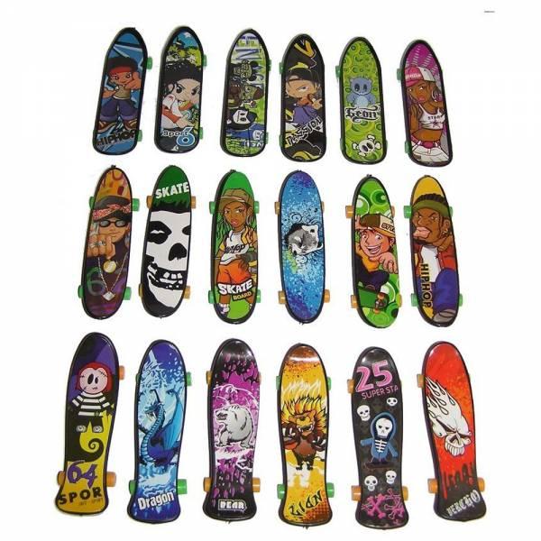 """Paul Import - Finger Skateboard """"Mega-Bundle"""""""