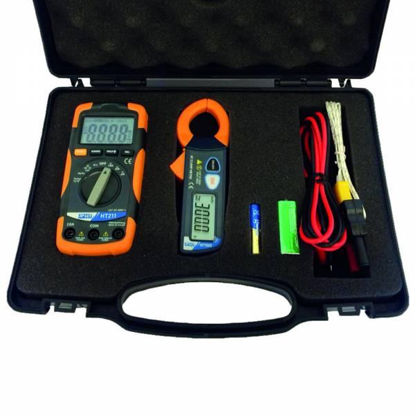 HT-Instruments e-KIT Messgeräteset im Koffer