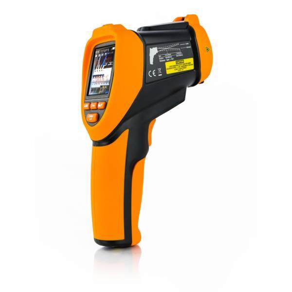HT-Instruments HT3320 Infrarot-Thermometer mit Videofunktion,Digitalbild und SD-Karte