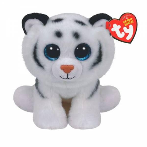 "Original Beanies - Tiger ""Tundra"" weiss - ca 15 cm"