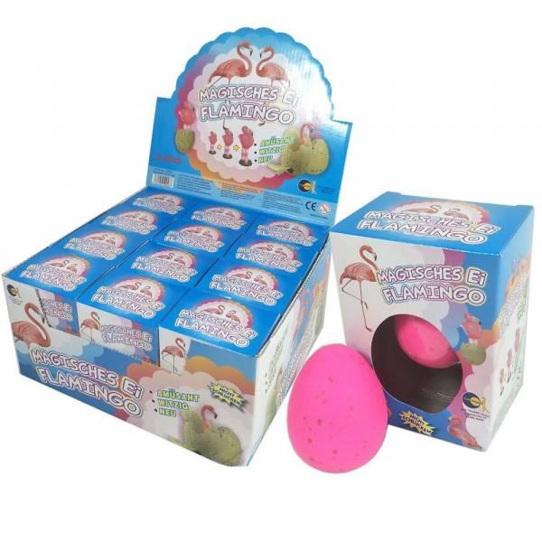 """Magisch wachsendes Ei """"Flamingo"""""""