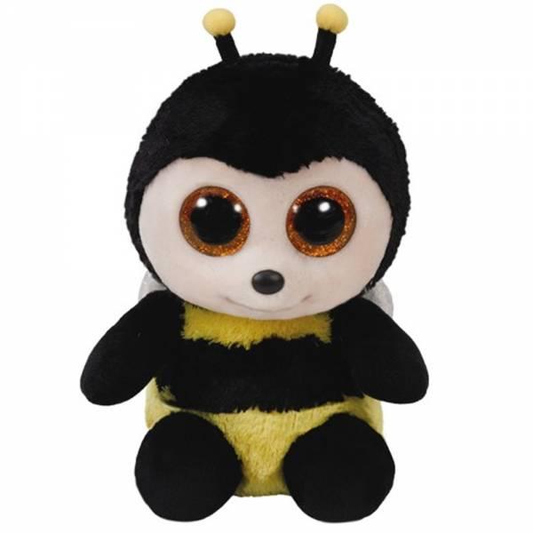 "Glubschi's/Beanie Boo's - Biene ""Buzby""- ca 15 cm"