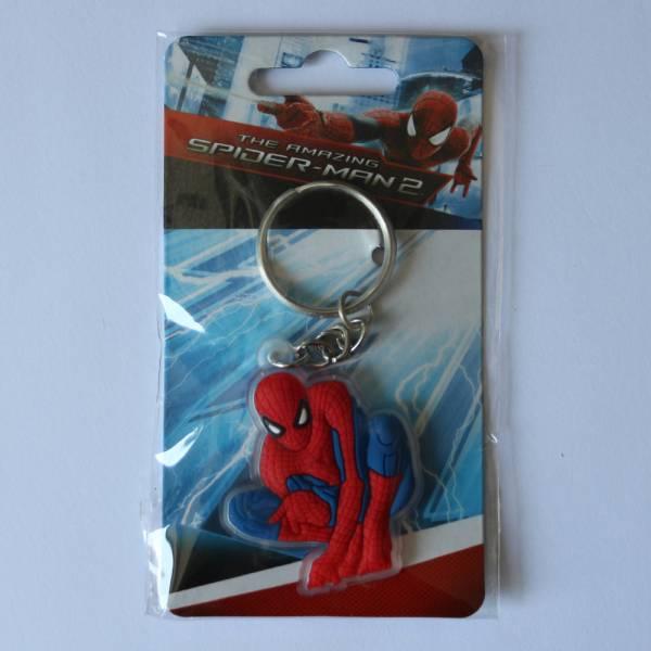 """Amazing Spiderman 2, Soft-Schlüsselanhänger (PVC) Motiv3, """"Stand-by"""""""