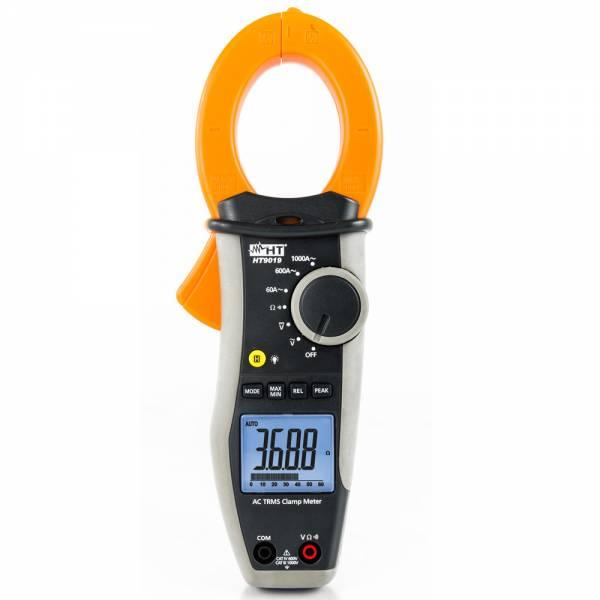 HT-Instruments HT9021 Digitale Stromzange 1000A AC/DC TRMS, CAT IV 600V