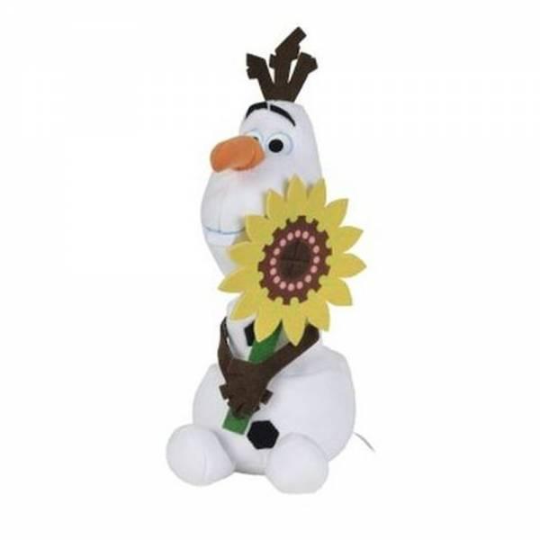 Disney Frozen, Olaf Schneemann Sonnenblume, ca 25cm