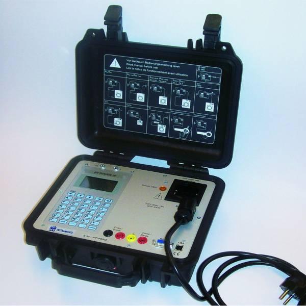 HT-Instruments HT-Power 0701/0702 1P STVDE 701/02 Prüfgerät für 1 phasige Betriebsmittel
