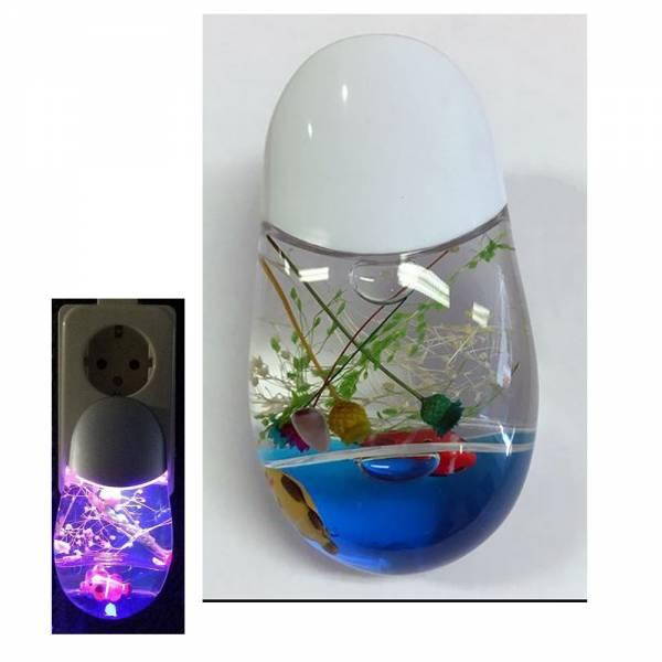 Aqua Nachtlicht (LED)
