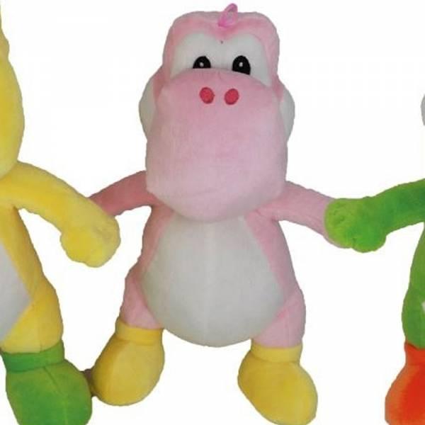 Nintendo Yoshi ca 53 cm, pink