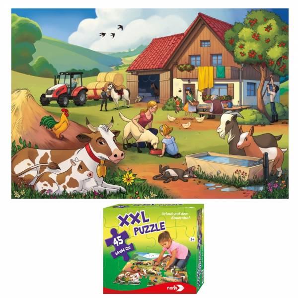 Produkt Abbildung XXL_Puzzle_Urlaub_auf_dem_Bauernhof.jpg