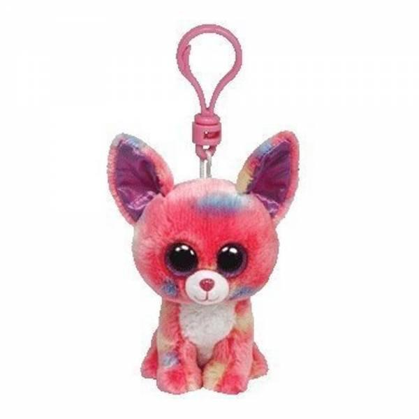 """Ty Beanie Boo's, """"Duchess"""", Chihuahua, pink/blau, 8,5cm, Clip"""