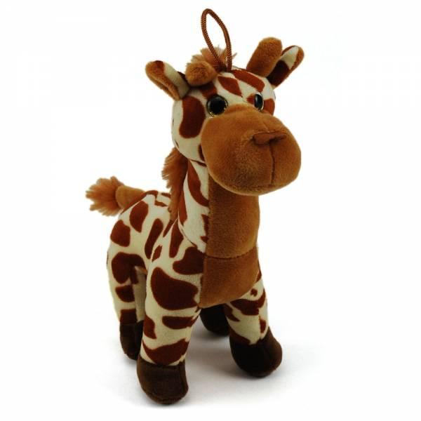Giraffe mit Glitzeraugen ca.25cm