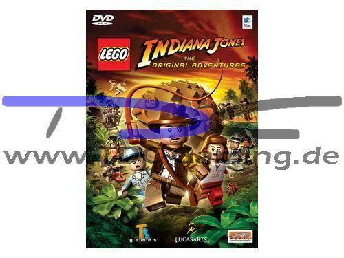 LEGO Indiana Jones - Die legendären Abenteuer MAC
