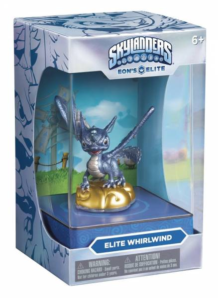 SKYLANDERS TRAP TEAM, Premium Collection - Elite Whirlwind