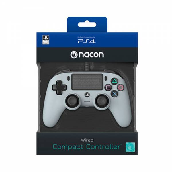 NACON Controller Color Edition - grey PS4