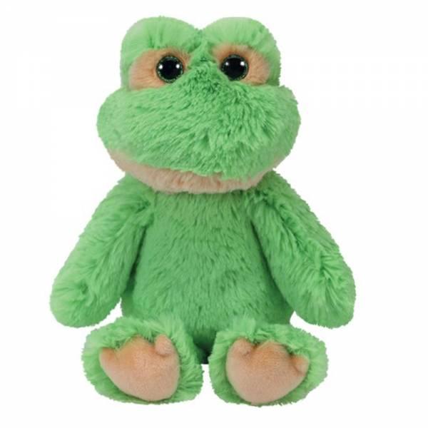"""Ty Cuddlys """"Floyd"""", Frosch, ca 20cm"""