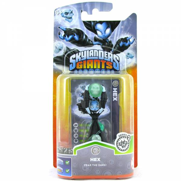 SKYLANDERS GIANTS Figur - Hex
