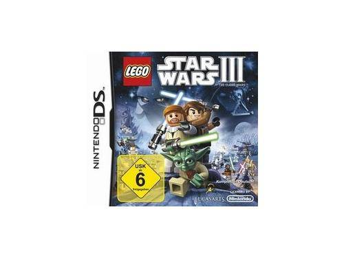 LEGO Star Wars 3 - The Clone Wars Dual Screen
