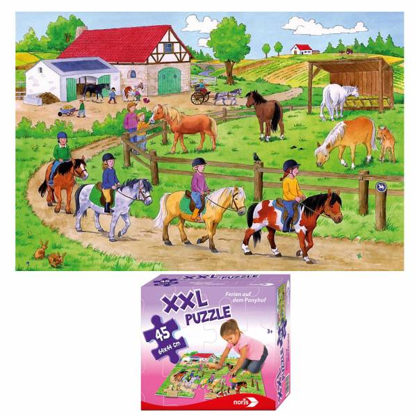 Produkt Abbildung XXL_Puzzle_Ferien_auf_dem_Bauernhof.jpg