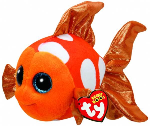 "Ty Beanie Boos, ""Sami"", Clownfisch, ca 15cm"