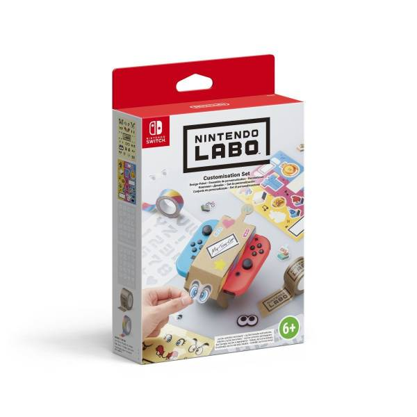 Nintendo Labo: Design-Paket SWITCH
