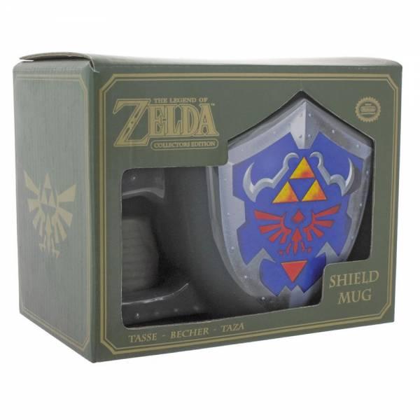 Zelda Schutzschild Becher, 300ml