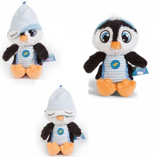 "Nici Schlafmützen Pinguin ""Koosy"", ca 22cm"