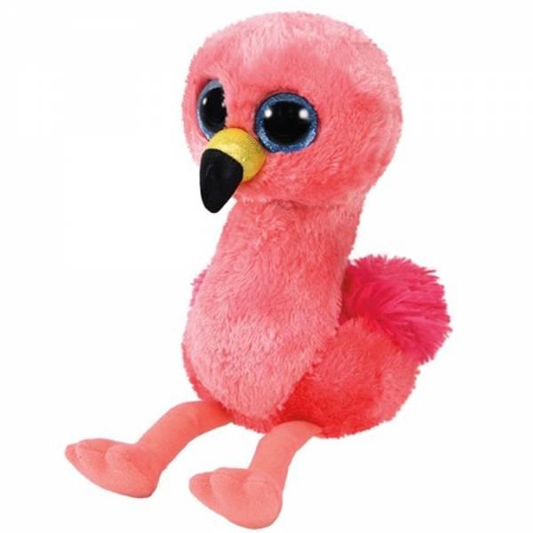 "Ty Beanie Boo's, ""Gilda"", Flamingo, ca 15cm"