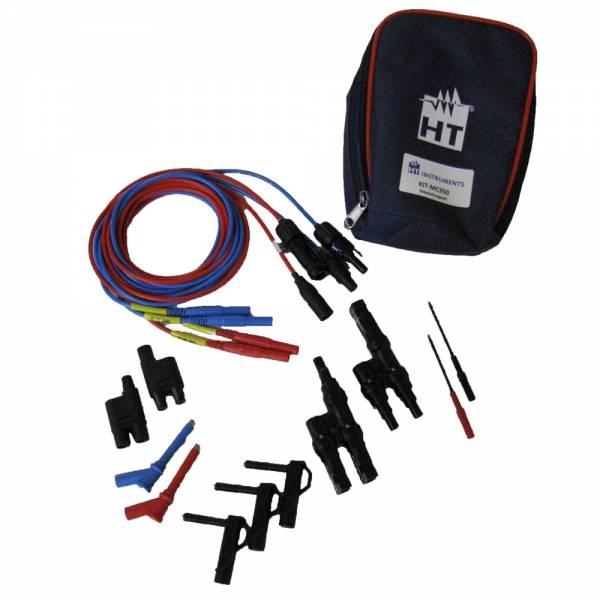 HT-Instruments KIT-MC350 Messleitungssatz für den komfortablen Spannungsabgriff AC & DC