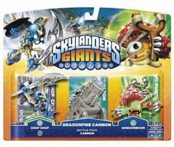 SKYLANDERS GIANTS Battle Pack 1 (Connon Pack)