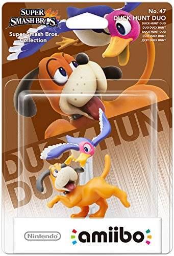 amiibo - Smash Duck-Hunt Figur Wii U / 3DS / 2DS