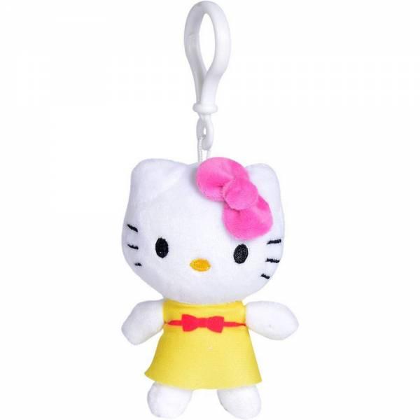 Produkt Abbildung Hello_Kitty_Schluesselanhaenger_gelb_kleid.jpg