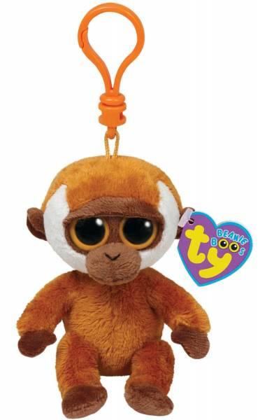 "Ty Beanie Boo's, ""Bongo"", Affe, 8,5cm, Clip"