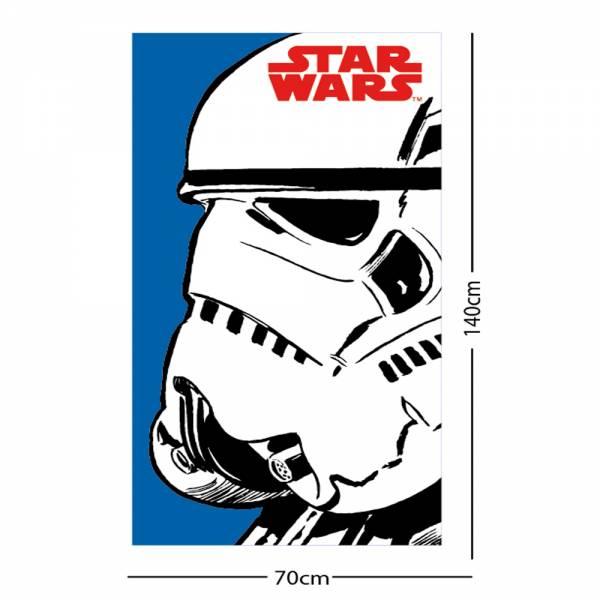 Star Wars Handtuch Stormtrooper, 70cm x 140cm