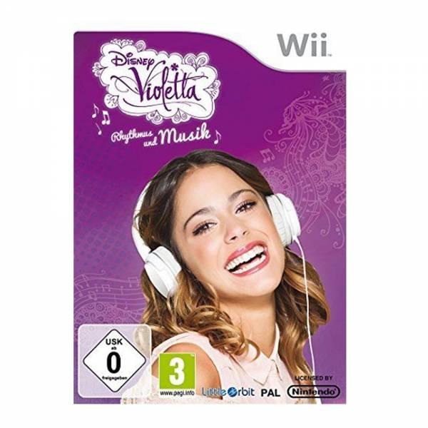 Violetta - Rhythmus & Musik Wii