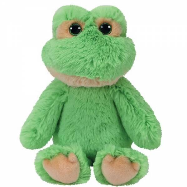 """Ty Cuddlys """"Floyd"""", Frosch, ca 33cm"""