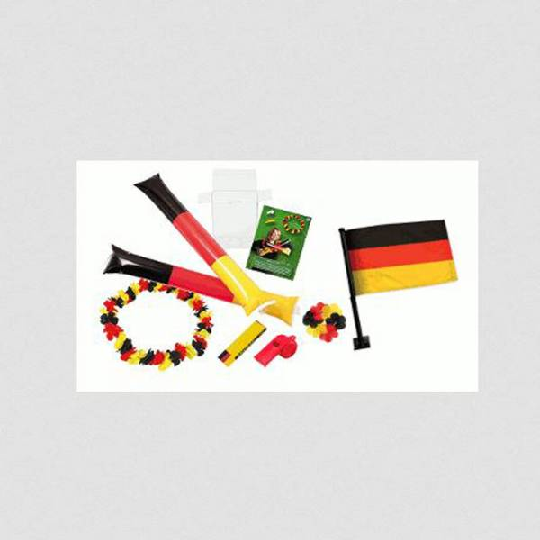 WM FAN Set Deutschland