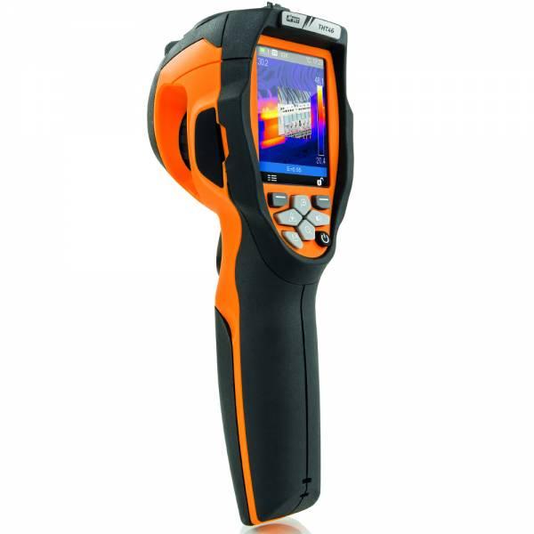 HT-Instruments THT46 kompakte Wärmebildkamera mit 160 x 120 pixel, Bild in Bild Funktion, manueller