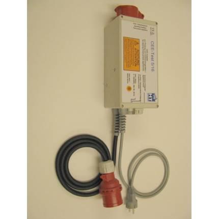 HT-Instruments CEE Test 5/16 Differenzstromadapter