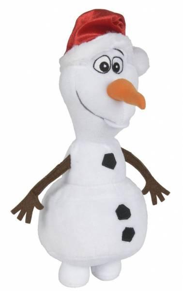 Disney Frozen, Olaf 25cm Weihnachtsmütze