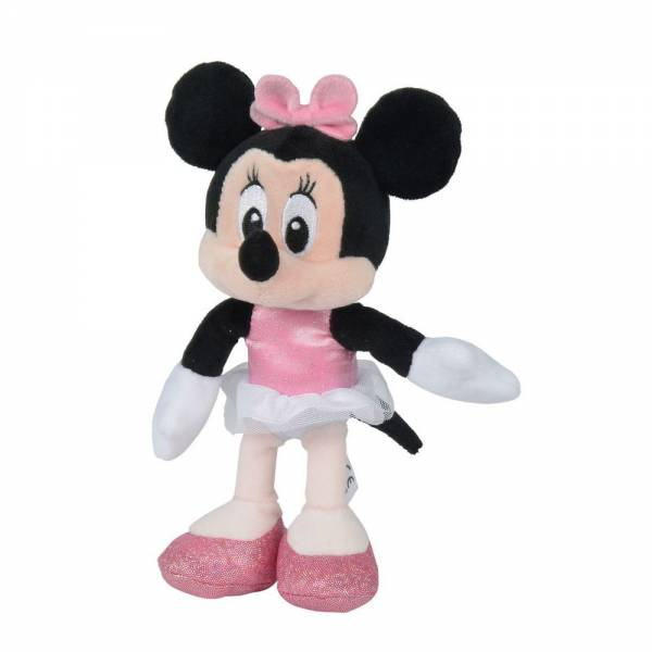 "Disney ""Minnie Fashion""-Ballerina, Plüsch, ca 18cm"