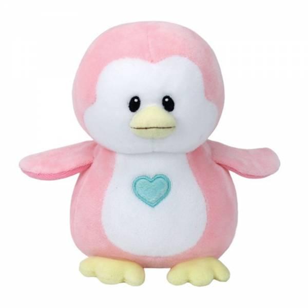 """Baby Ty, """"Penny"""" Pinguin, rosa, ca 17cm"""