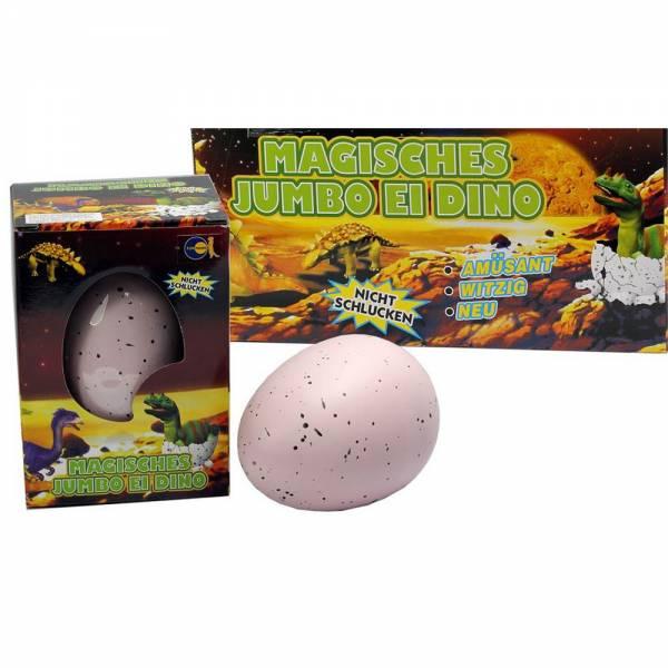 "Magisch wachsendes Jumbo Ei ""Dino"""